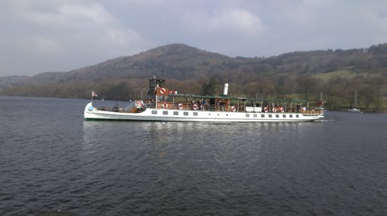 Bowness-on-Windermere, UK: The Tern