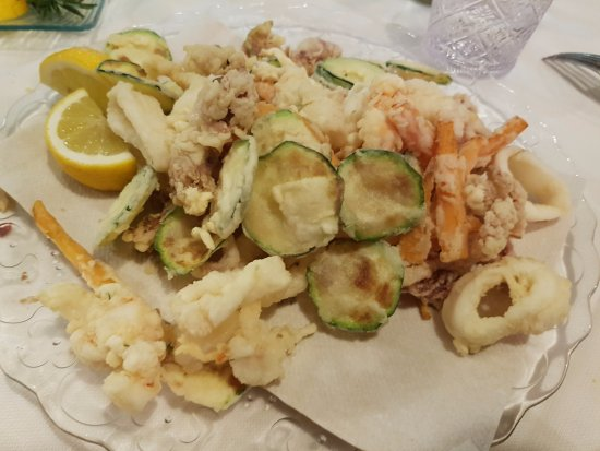 Fritto foto di riesling griglia e cucina marina di ravenna tripadvisor - Ristorante riesling griglia e cucina marina di ravenna ra ...