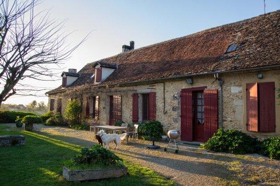 Lembras, Frankrike: Maison du Domaine de Bellevue Cottage