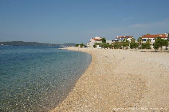 Beach - Picture of Guest House Strkalj, Bibinje - Tripadvisor