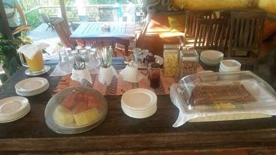 Nature Lodge Finca los Caballos: Leckeres Essen!  Deliciosa Comida
