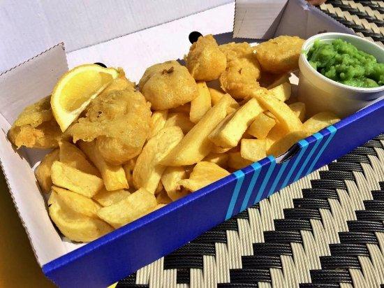 90da2387a Village Fish & Chip Shop, Manchester - Updated 2019 Restaurant ...