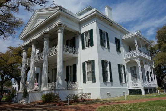 Natchez, MS: Stanton Hall