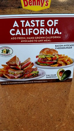 Rowland Heights, Kalifornien: Dennys