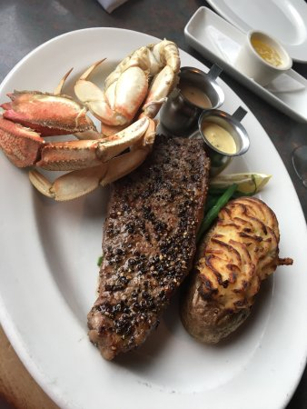The Keg Steakhouse + Bar - Strathcona: Amazing food!