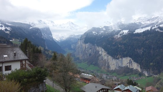 Hotel Baeren: Lauterbrunnen Valley
