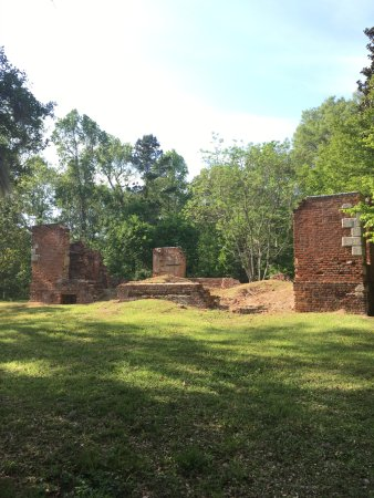 Goose Creek, Carolina del Sur: Ruins