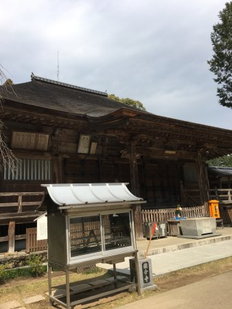 Nankoku, Japonya: 杮葺きの金堂