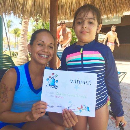 Tambor, Costa Rica: Kids Club