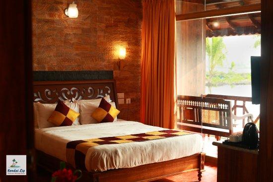 Kondai Lip Backwater Heritage Resort: Super Deluxe Rooms