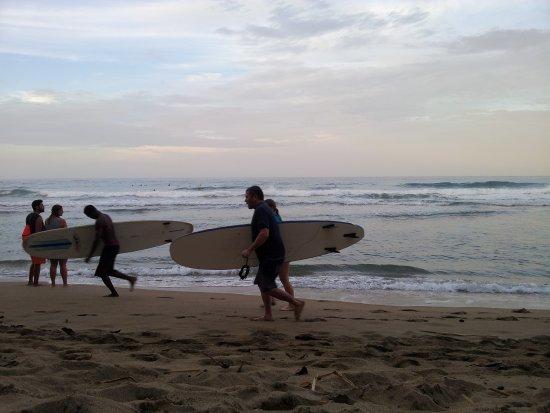 Puerto Viejo Beach-billede