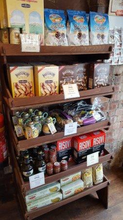 Salumeria Cafe & Deli Shop: sweet treats and gifts