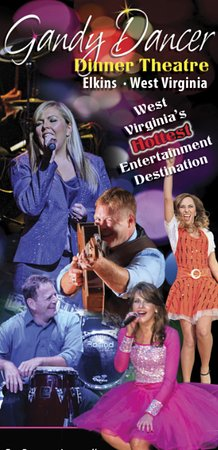 Elkins, Virginia Occidental: West Virginia's only Branson-style Dinner Theatre!