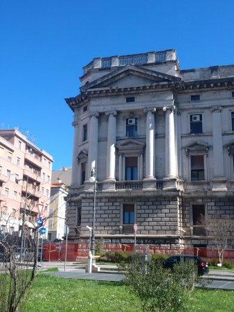 Palazzo di Giustizia - Tribunale di Trieste