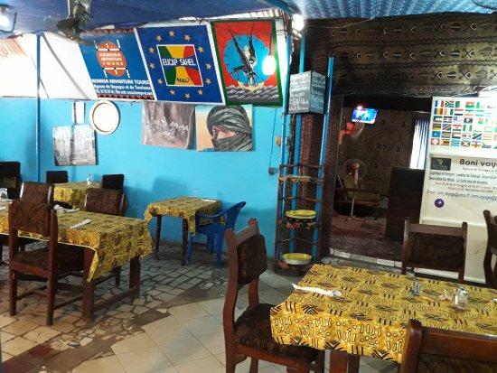 Bistro Restaurant Bafing: 20170414_124828_large.jpg
