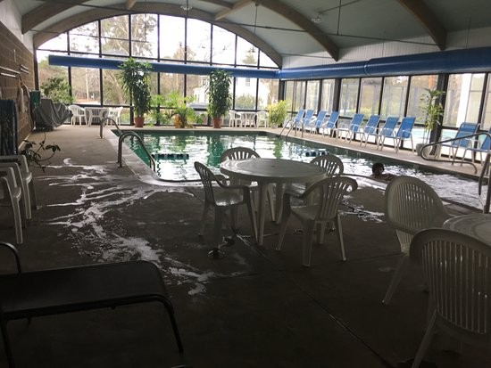 Holly Tree Resort: Indoor pool