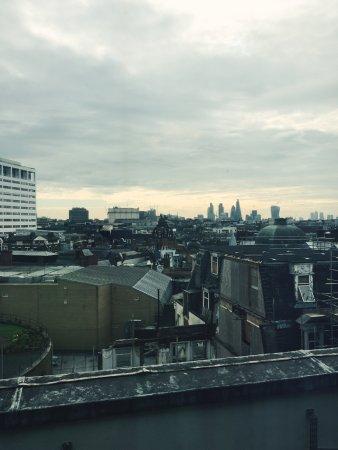 Premier Inn London Leicester Square Hotel: Blick aus dem 7. Stock