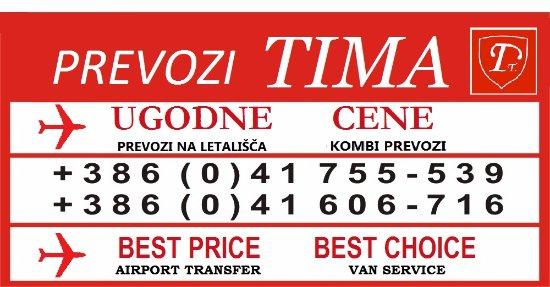 Transfer Tima