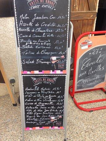 Belley, França: une ardoise qui change souvent