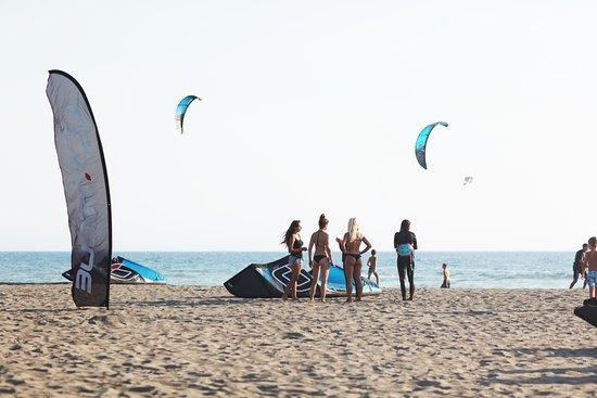Ka'banya Kitesurf Beach