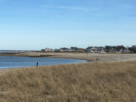 Buzzards Bay, MA: Walking math