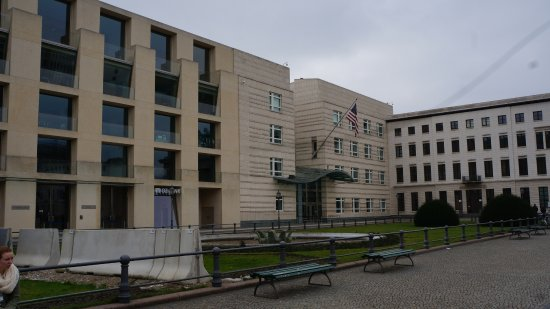 Embassy of the United States Berlin: Embassy USA