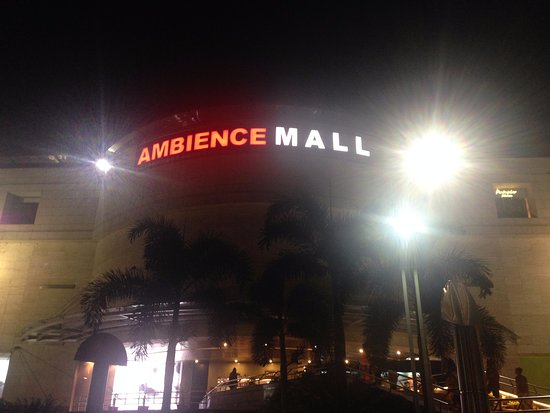 ambience mall - Picture of Amb...