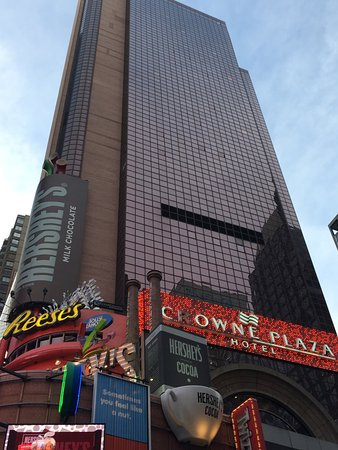 Crowne Plaza Times Square Manhattan logo