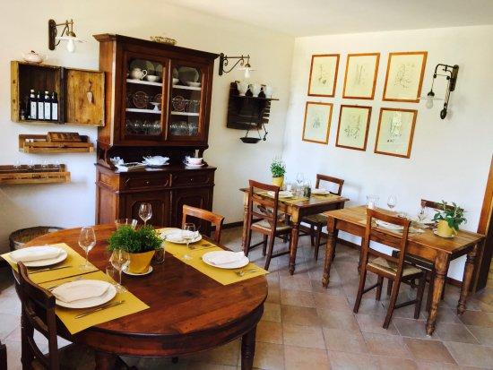Agriturismo Ca'Andreana: Prima sala