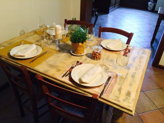 Agriturismo Ca'Andreana: Seconda sala