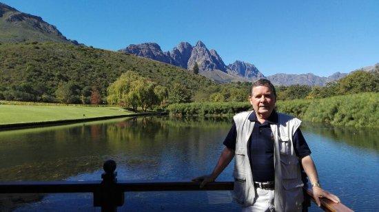 Constantia, Sudafrica: Stellenbosch Wine Region