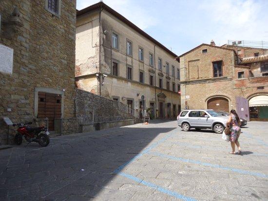 Καστιλιόν Φιορεντίνο, Ιταλία: Logge del Vasari