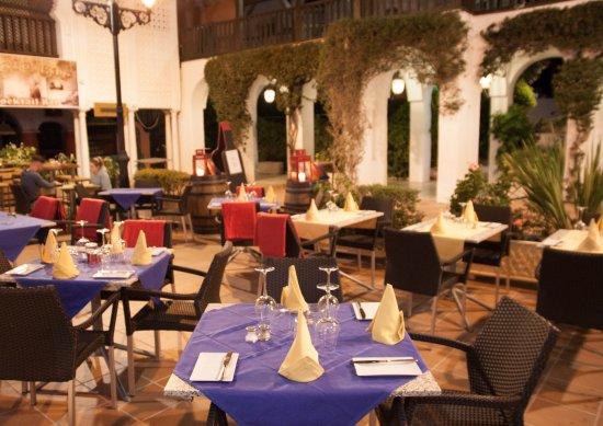 Perfect evening at the terrace bild fr n la mandragora sitio de calahonda tripadvisor - La mandragora malaga ...