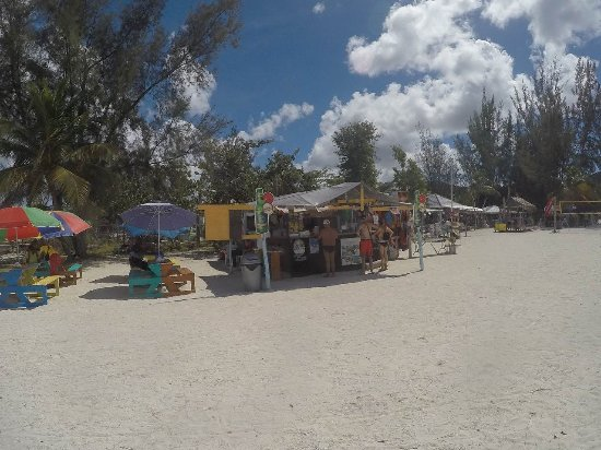 Saint Mary Parish, Antigua : Le Sandra's Bar