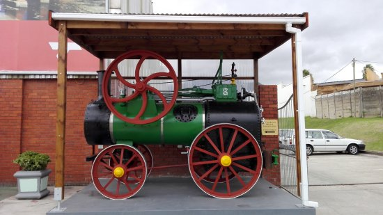 Constantia, South Africa: George Railway Museum - Garden Route Tour.