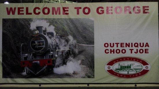 Constantia, Sudáfrica: George Railway Museum - Garden Route Tour.