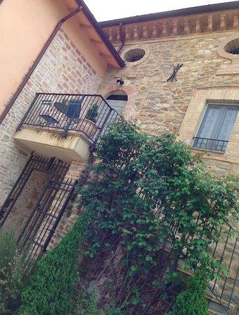 Nocera Umbra, Ιταλία: Esterno
