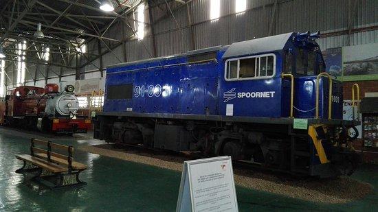 Констанция, Южная Африка: George Railway Museum - Garden Route Tour.