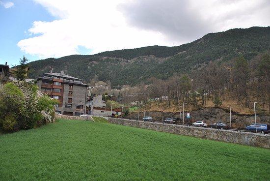 Ordino, Ανδόρα: lo bueno del hotel