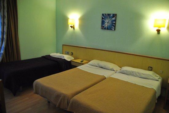 Ordino, Ανδόρα: las camas