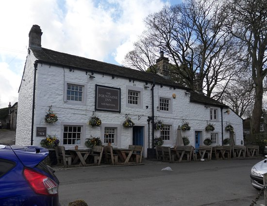 The Fountaine Inn, Linton-in-Craven