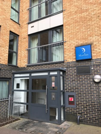 photo0.jpg - Picture of Marlin Apartments Stratford London, London ...