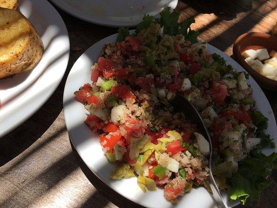 Payogasta, Argentina: Quinoa Tabbouleh