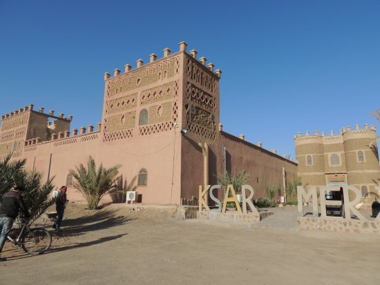 Hotel Ksar Merzouga Photo