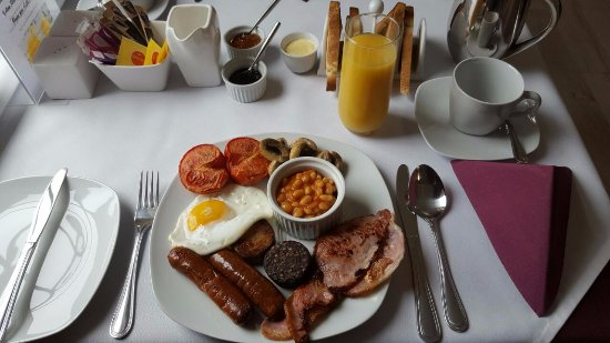 Callan, İrlanda: Full Irish Breakfast