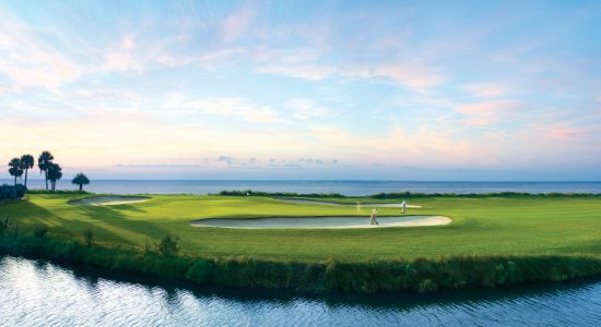 Fripp Island, SC: #9 at Ocean Point