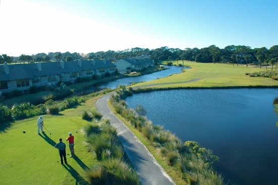 Fripp Island, Carolina del Sur: Ocean Point Golf Links