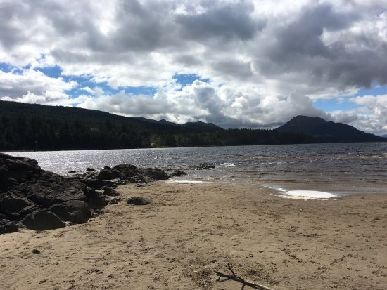 Kinlochlaggan, UK: Views of the most beautiful place in the world