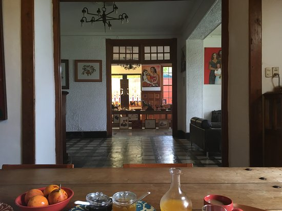 Second Home Peru: Breakfast