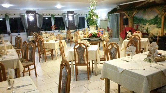 Volkmarsen, Tyskland: im unsere Restaurant